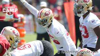 Shanahan: 49ers D 'Got the Best of the Offense' in Day 3 of #49ersCamp