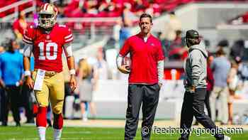 Transcript: Kyle Shanahan talks 49ers camp, Nick Bosa timeline, Mohamed Sanu, Trey Lance, Jimmy Garoppolo