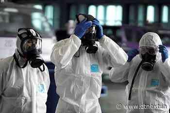 Florida coronavirus cases jump 50 per cent as surge continues - DTNext