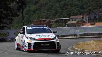 MM Motorsport, a Fiuggi brilla la stella di Marcucci nel Rally di Roma Capitale - Il Tirreno