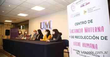 San Rafael también se sumó a la semana de la lactancia materna - Vía País