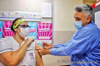 Vuelven a pedir que se descentralice la vacunación COVID en San Rafael - Diario San Rafael