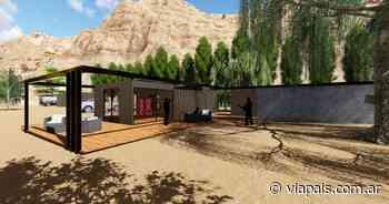 Comenzó la remodelación del camping municipal en Valle Grande - Vía País