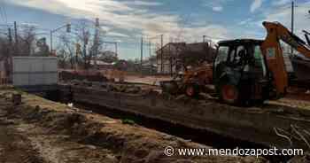 San Rafael avanza a paso firme con las obras en el Este de la ciudad - mendozapost.com
