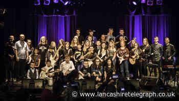Darwen Music School showcase dedicated to former student