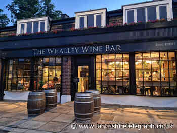 Whalley Wine Bar finally opens after owner's 'sleepless nights'