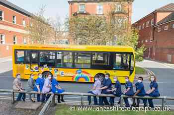Transdev: Bus firm offers free travel to coronavirus jab appointments