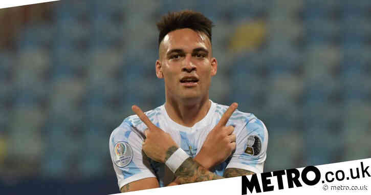 Lautaro Martinez happy to seal Arsenal transfer as Spurs consider hijacking move