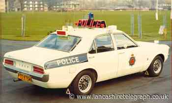 Remembering police vehicles in East Lancs over the years