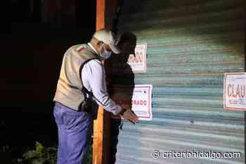 Clausuran matadero irregular de pollos en - Criterio Hidalgo