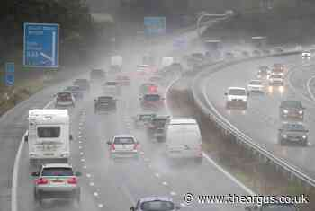Calls for motorway speed limits to be cut in certain weather
