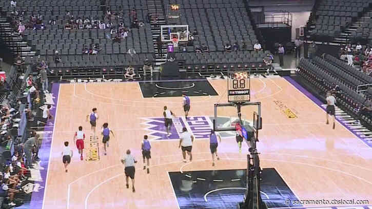 Summer Basketball League Aims To Keep Youth Away From Violence