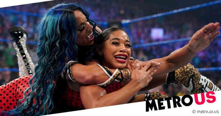 WWE SmackDown results, grades: Sasha Banks returns and destroys Bianca Belair