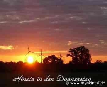 Start in den heutigen Donnerstag - Lutherstadt Wittenberg - myheimat.de - myheimat.de