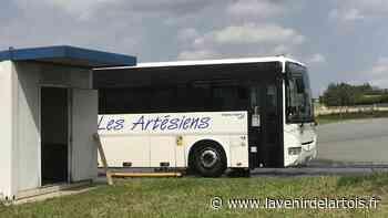 Auchel : on recrute des chauffeurs de bus pour la rentrée - L'Avenir de l'Artois