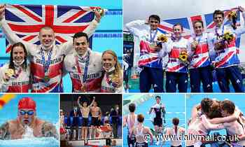 Team GB wins two golds on Super Saturday