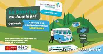 Castres-Mazamet Technopole est partenaire du concours régional « La Start'up est dans le Pré-Occitanie » en tant que ville étape - La Semaine de Castres