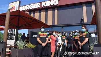 Castres : un service « à blanc » avant l'ouverture officielle du deuxième restaurant Burger King - LaDepeche.fr