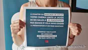 Castres : une jauge plutôt qu'un pass sanitaire au cinéma le Lido à partir de ce mercredi - LaDepeche.fr