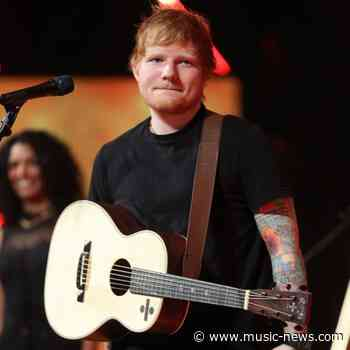Ed Sheeran's new album will 'surprise and comfort' people