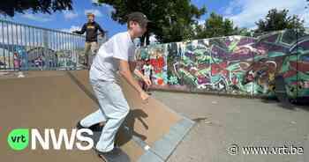 Jongeren beslissen mee over nieuw skatepark in Ieper - VRT NWS