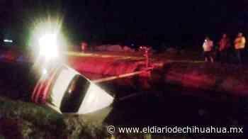 Tragedia en Delicias: Mueren madre y su bebé ahogadas en un canal - El Diario de Chihuahua