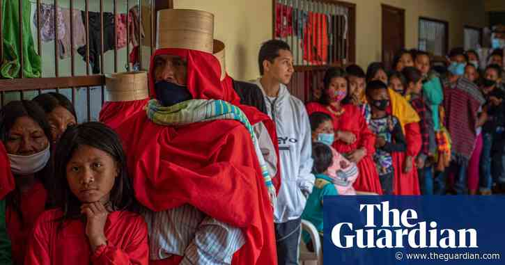 Floods block food from reaching thousands of refugees in Colombia