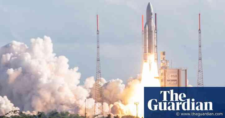Eutelsat Quantum: breakthrough reprogrammable satellite launches