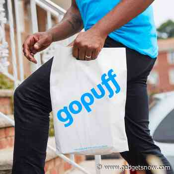 Delivery startup Gopuff valued at $15 billion after latest fundraising