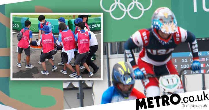 American BMX rider Connor Fields  suffered brain injury in horror crash