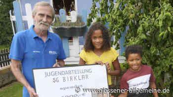 Jugendabteilung der SG Birklar spendet 1000 Euro - Gießener Allgemeine