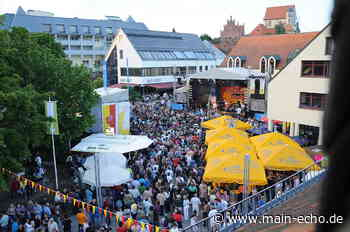 Alzenau: Biergarten am Stadtfestwochenende - Main-Echo