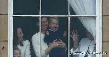 Common word Kate's children's nanny is banned from saying in front of them