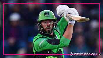 The Hundred: James Vince stars as Southern Brave take first win against Birmingham Phoenix
