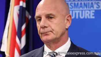 Tasmania shuts out southeast Queensland - Armidale Express