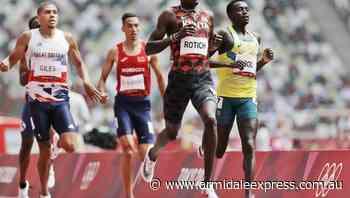 Peter Bol breaks Australian 800m record - Armidale Express