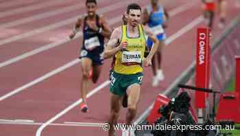 Tiernan: I'm no distance running hero - Armidale Express