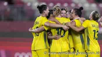 Matildas up for Sweden Olympics redemption - Armidale Express
