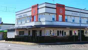 HTL Property announce sale of The Royal Hotel in Armidale - Armidale Express
