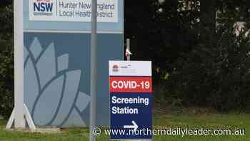 NSW Health confirm fragments of COVID-19 virus detected in Armidale sewage, but 'plausible' source known - The Northern Daily Leader