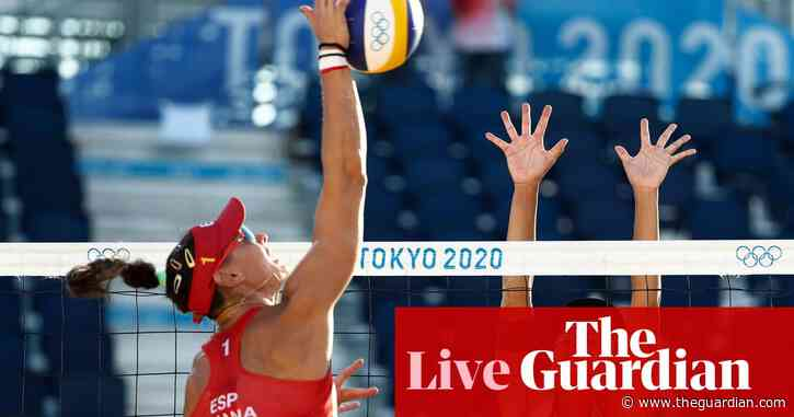 Tokyo 2020 Olympics: rugby sevens, basketball, athletics and more – live!