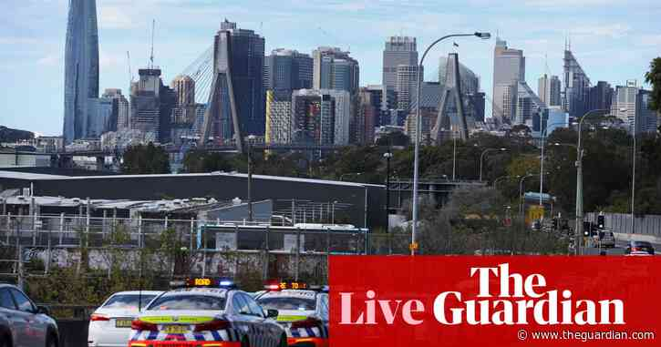 NSW reports 210 cases as protesters a no-show; Queensland announces snap lockdown – as it happened