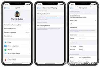 Apple Introduces UPI, RuPay, Netbanking as Additional Payment Options on App Store, iTunes: How to Use Them