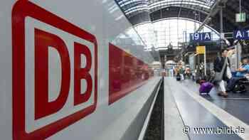 SO kontrolliert die Deutsche Bahn die Corona-Testpflicht - BILD