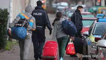 Medienbericht - Deutlich mehr illegale Migranten aus Algerien - BILD