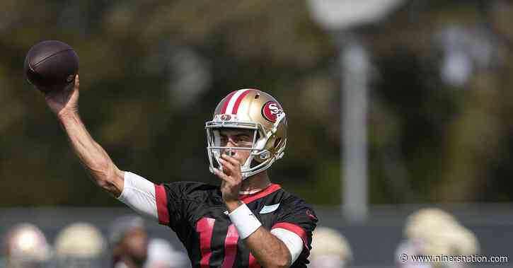 Golden Nuggets: No, the Colts aren't trading for Jimmy Garoppolo