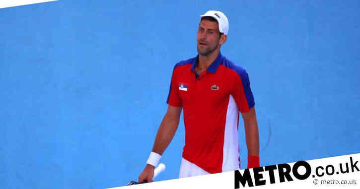 Furious Novak Djokovic suffers back-to-back defeats as he fails to land Olympics singles medal
