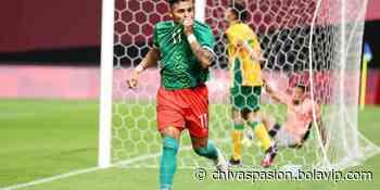 Alexis Vega encabeza encuesta al mejor jugador de la fase de grupos en Juegos Olímpicos - Chivas Pasión - Bolavip