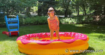 No Pool? Here's How to Make a Splash in the Yard Anyway.