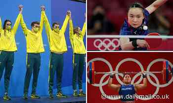 The cash bonuses Olympic athletes take home for receiving a medal in the Tokyo Olympic Games